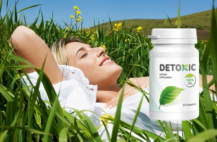 Detoxic – τιμή, επιδράσεις, φόρουμ, σχόλια