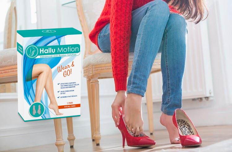 Hallu Motion – λειτουργεί, Πού να αγοράσετε, αγοράσει, επιδράσεις