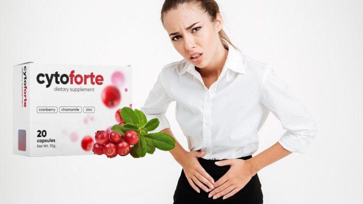Cyto Forte – κριτικές, φόρουμ, φαρμακείο, λειτουργεί