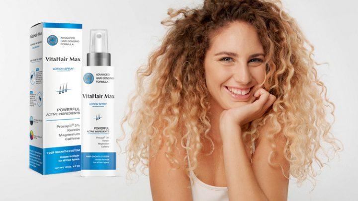 VitaHairMax – φαρμακείο, επιδράσεις, κριτικές, Πού να αγοράσετε