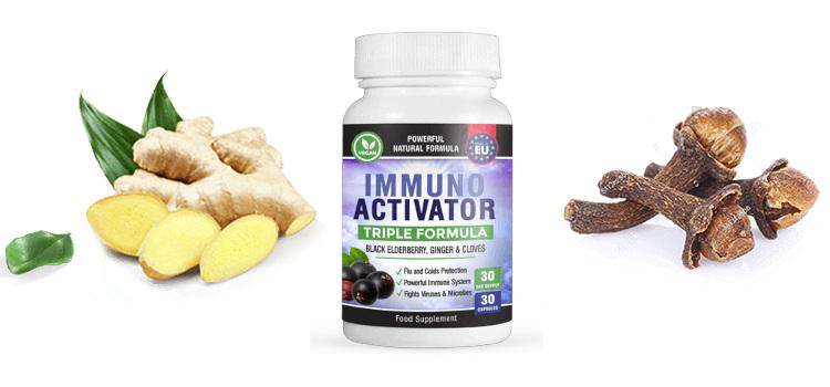 ImmunoActivator επιδράσεις