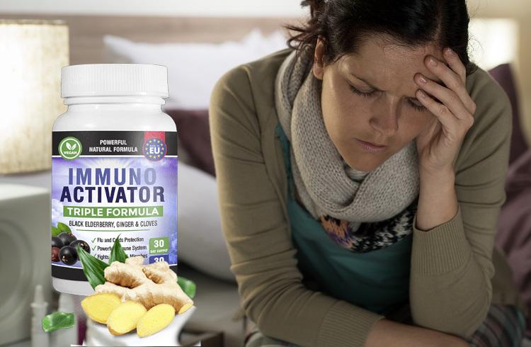 ImmunoActivator- επιδράσεις, κριτικές, λειτουργεί
