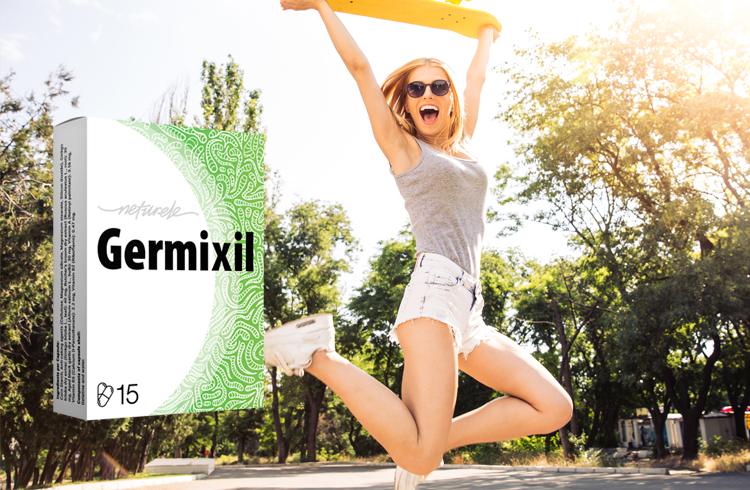 Germixil – λειτουργεί, φαρμακείο, φόρουμ, τιμή