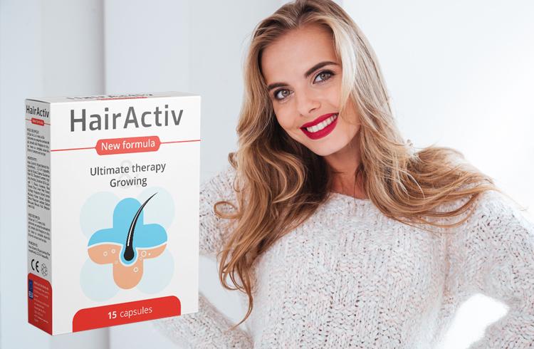 HairActiv – κριτικές, Πού να αγοράσετε, επιδράσεις, φόρουμ