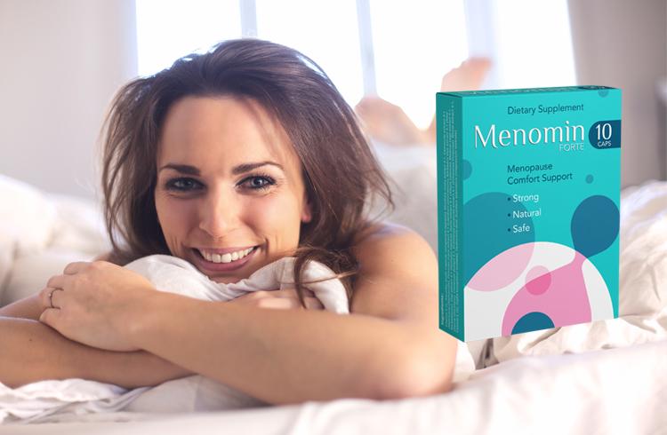Menomin Forte – αγοράσει, κριτικές, φαρμακείο, λειτουργεί