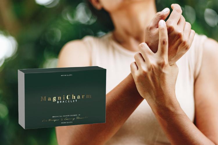 MagniCharm Bracelet – Πού να αγοράσετε, αγοράσει, κριτικές, φαρμακείο