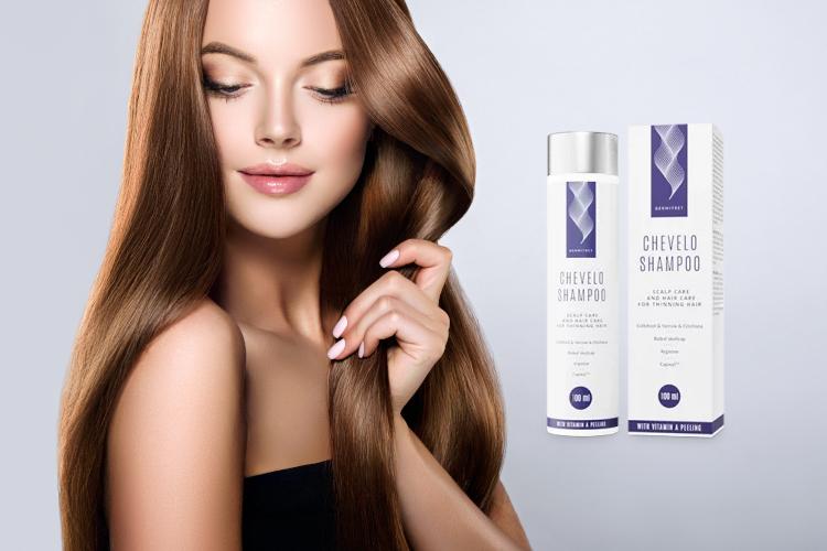 Chevelo Shampoo – Πού να αγοράσετε, αγοράσει, κριτικές, φαρμακείο